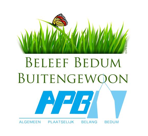 Beleef Bedum Buitengewoon is een idee van het APB Bedum