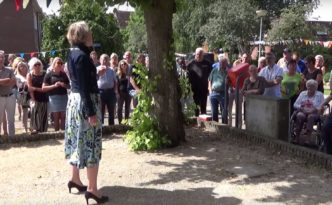 Opening Kleinste Museum Noordwolde
