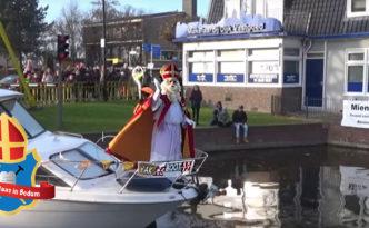 Sinterklaasintocht 24 november 2018 intoch Sinterklaas