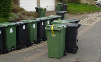 """Waste collection is changing"" by allispossible.org.uk is licensed under CC BY 2.0"
